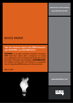 White Paper W4 BPMN+ and W4 EMBEDDED